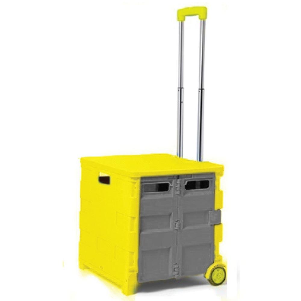巨無霸萬用折疊收納車-中型加蓋 lemonsolo product image 1
