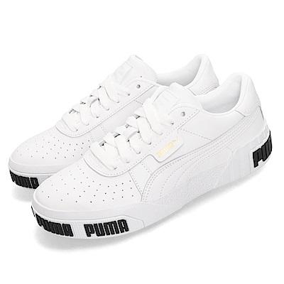 Puma 休閒鞋 Cali Bold 低筒 穿搭 女鞋