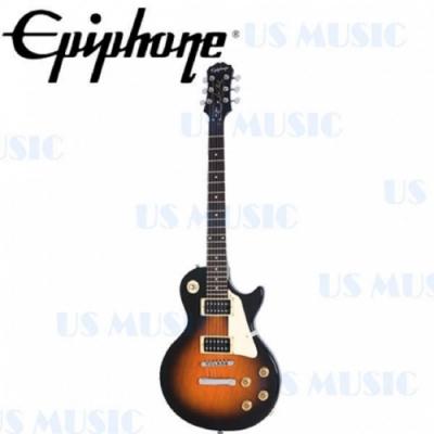 Epiphone 電吉他Les Paul-100 (LP-100)夕陽漸層原廠公司貨