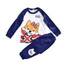 台灣製琦菲家族薄長袖套裝 k61024 魔法Baby