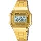 CASIO 卡西歐 復刻方型金錶(A-168WG-9WDF) product thumbnail 1