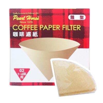 寶馬牌 椎型咖啡濾紙-1~4杯用 (40枚入×6盒)