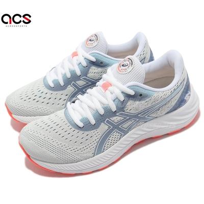 Asics 慢跑鞋 GEL Excite 8 運動休閒 女鞋 亞瑟士 支撐 輕量 緩衝 亞瑟膠 白 1012B157960