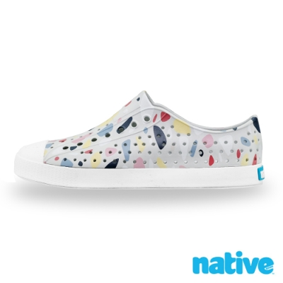 native JEFFERSON 男/女鞋-水磨石灰