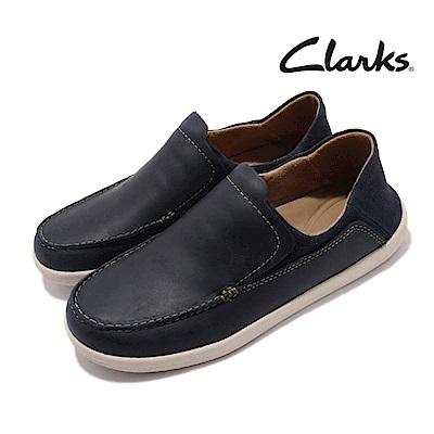 Clarks 休閒鞋 Un Lisbon Lane 輕便 男鞋