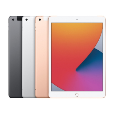 Apple 2020 iPad 8 Wi-Fi+行動網路 32G 10.2吋 平板電腦 豪華組合
