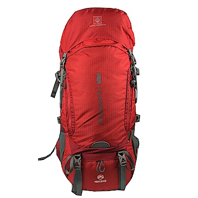 WAY NORTH -55L可調背長式登山背包 - VV-3086