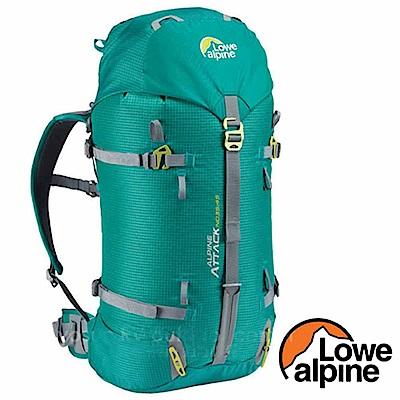 英國 LOWE ALPINE Attack 35:45 Liter 健行登山背包_波斯綠