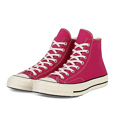 CONVERSE-男女休閒鞋 161442C 桃紅