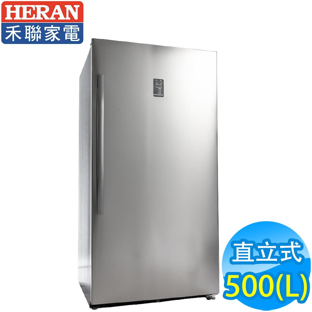 HERAN 禾聯 500L 直立式冷凍櫃 HFZ-B5011F