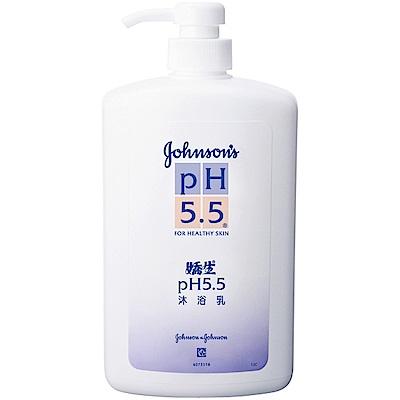 嬌生pH 5 . 5  沐浴乳 ( 1000 ml)