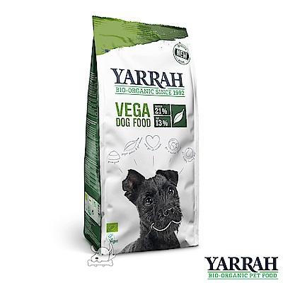 YARRAH 歐瑞 荷蘭 100%全素食有機犬糧 10kg X 1包