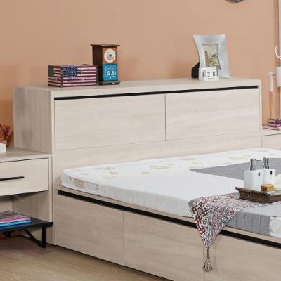 H&D 伊凡卡5尺加大床頭箱