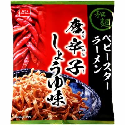OYATSU 和麵點心餅乾[辣味醬油](60g)