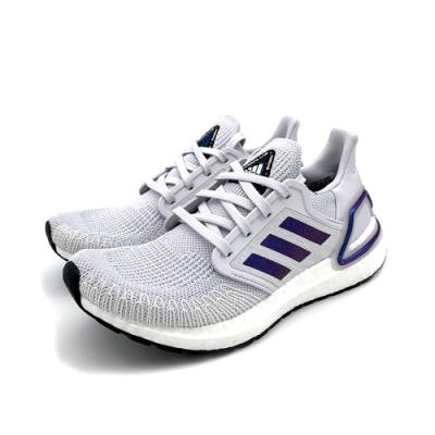 ADIDAS ULTRABOOST 20 W 女 跑步鞋 藍紫-EG0715