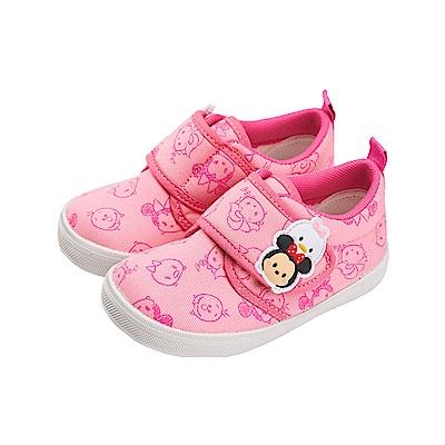 迪士尼 TsumTsum 米妮系列 學步鞋-粉