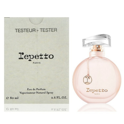 Repetto 香榭芭蕾淡香精 80ml Tester 包裝