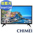CHIMEI奇美 24吋 LED液晶顯示器+視訊盒 TL-24A600