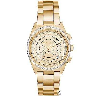Michael Kors  星光伸展台計時腕錶(MK6421)
