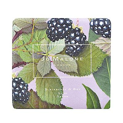 Jo Malone 沐浴香皂 黑莓子與月桂葉(壁畫包裝) 100g 附緞帶