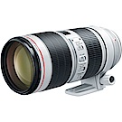 Canon EF 70-200mm F2.8L IS III USM 望遠變焦鏡頭/公司貨