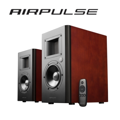 Edifier AIRPULSE A200 2.0聲道 藍牙喇叭音響