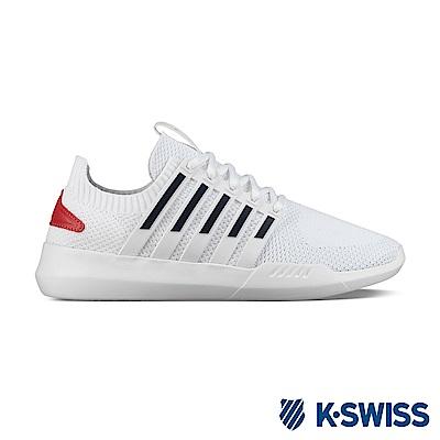 K-SWISS Gen-K Manifesto Knit 鞋-男-白/藍/紅