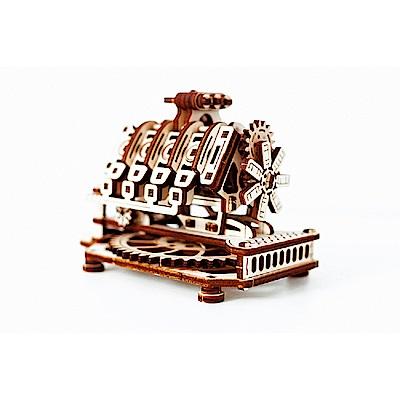 波蘭 WOODEN CITY 動力模型/V8引擎