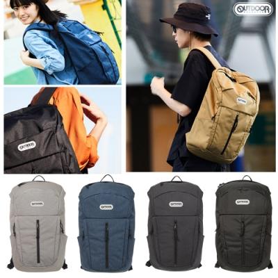 【OUTDOOR】風格前線-15.6吋筆電後背包-五款可選(OD101109)