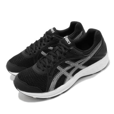 Asics 慢跑鞋 Jolt 2 4E 超寬楦頭 男鞋 亞瑟士 透氣 路跑 運動休閒 基本款 黑 白 1011A206007