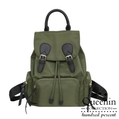 DF Queenin日韓 - 日版雜誌款輕量後背包-共4色