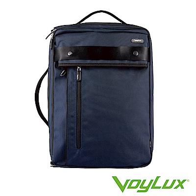 Voylux 伯勒仕-VINCO系列-三用後背包/電腦包3180119-藍色
