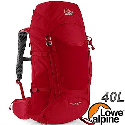 Lowe Alpine AirZone Trek 40L透氣登山健行背包_OX氧化鉛紅