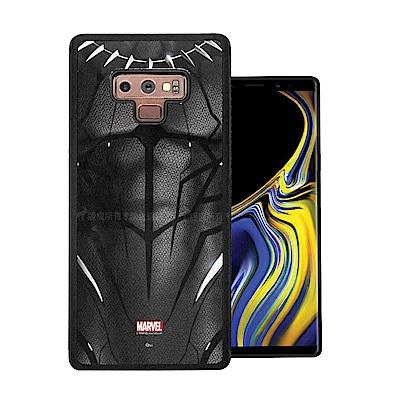 三星Samsung Galaxy Note9 黑豹電影版 防滑手機殼(帝查拉)