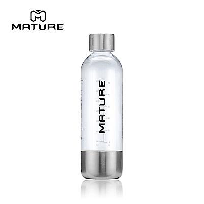 MATURE美萃 不鏽鋼寶特瓶1L(1入)