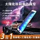 【super舒馬克】時尚纖薄太陽能汽車警示燈/汽車防撞燈(超值6入) product thumbnail 1