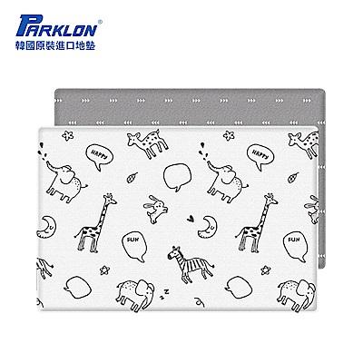 【PARKLON】韓國帕龍PURE BUBBLE泡泡墊 - 動物悄悄話 雙面厚4CM地墊