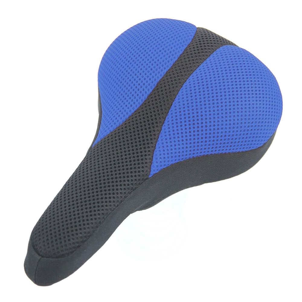 DR. AIR 登山車用新型態輕量機能坐墊-藍色