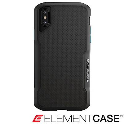 美國 Element Case iPhone XS / X Shadow 防摔手機殼-黑