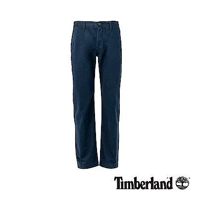 Timberland 男款藍色休閒褲|A1LUK
