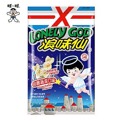旺旺 LONELY GOD浪味仙-田園蔬菜口味(86g)
