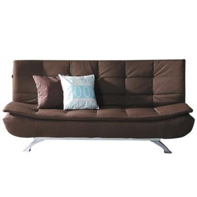 文創集 吉普 現代棉麻布機能沙發/沙發床(六色可選+展開分段式沙發/沙發床二用設計)-190x116x40cm免組