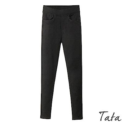 顯瘦彈力內搭褲 TATA