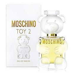 MOSCHINO TOY 2熊芯未泯2 女性淡香精 100ml+同款小香