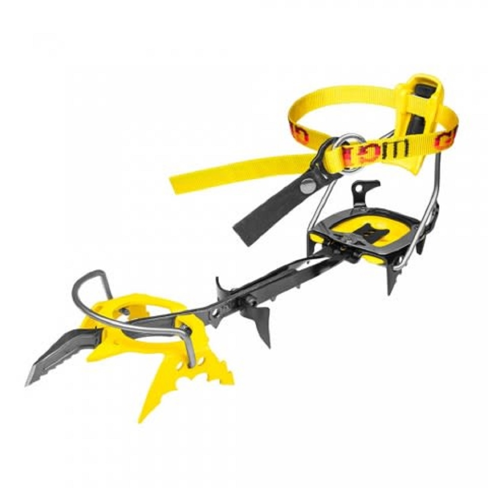 GRIVEL G20 PLUS COM CRAMPONS 全快扣式冰爪 12爪 RAG20A01+ product image 1