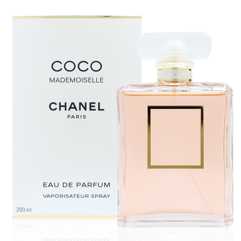 Chanel 香奈兒 Coco Mademoiselle 摩登coco淡香精限量珍藏版 200ml