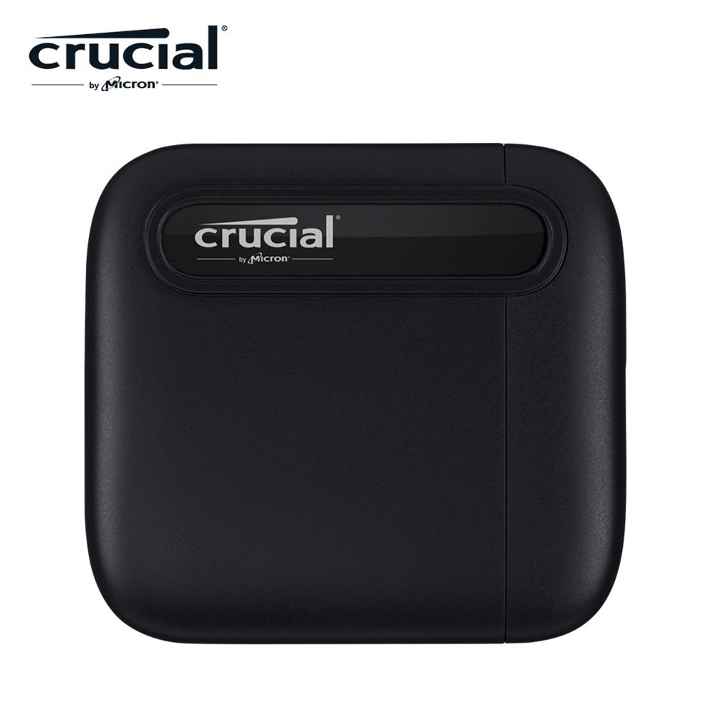 Micron Crucial X6 2TB 外接式SSD
