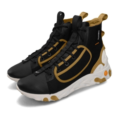 Nike 休閒鞋 React Ianga 穿搭 男鞋
