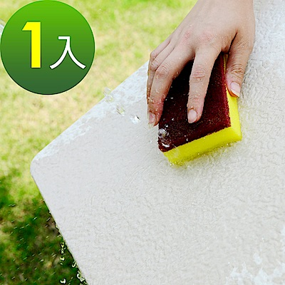 【MBM】12mm水洗式珪藻土地墊1入