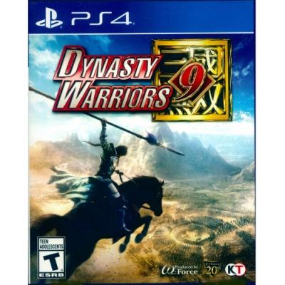 真三國無雙 8 Dynasty Warriors 9 - PS4 中英日文美版